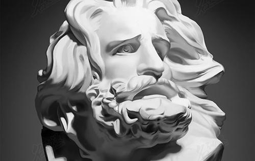 石膏素描的练习对绘画的帮助有多大?