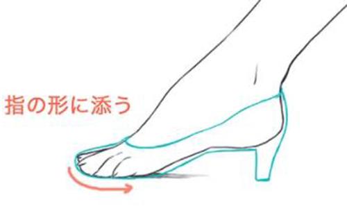 怎样才能画好脚?画脚有哪些技巧?